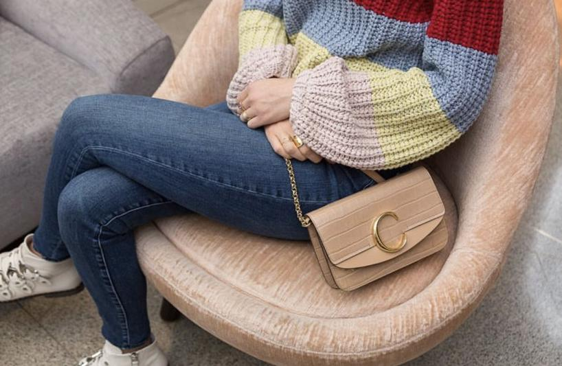 6144d07a665 purseblog: Ok fine #casualchic #musthave #chloe From purseblog closet  REFORMATION CHLOÉ C