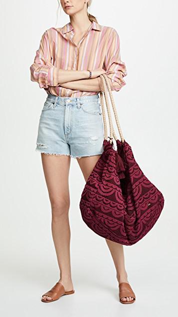 f9e9999283 Pilyq Allison Lace Bag In Azura | ModeSens