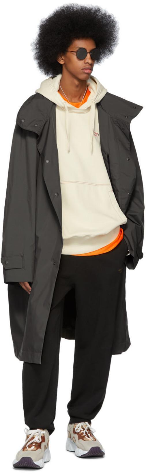 7dc8913946385 Acne Studios Scientist Sunglasses In Black Satin   Black