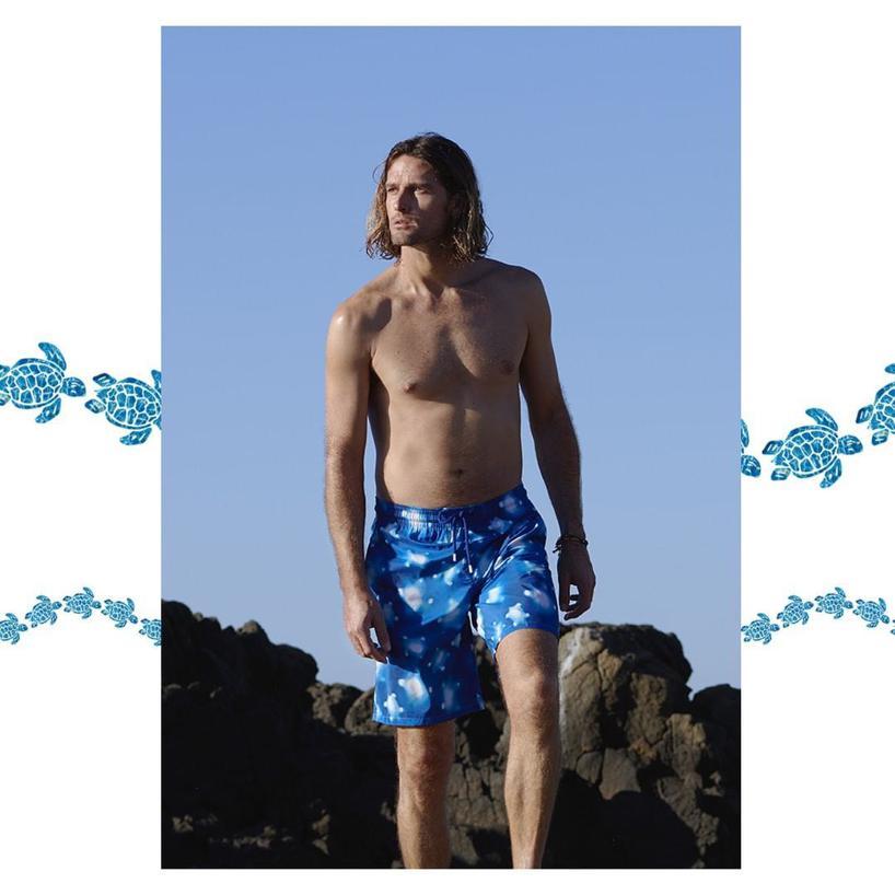 b320d32e70 VILEBREQUIN Men Swimwear - Men Swimwear Ultra-Light And Packable Crystal  Turtles - Swimwear -