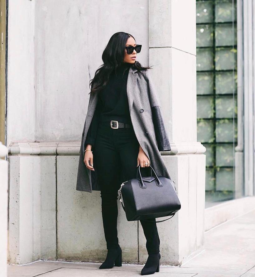 012d27d5ba6b Givenchy Antigona Medium Pierced Leather Satchel Bag